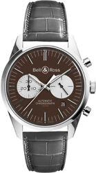 Bell And Ross Vintage Officer Limited Edition 1 Of 500 Br-126-officer Men's Watch