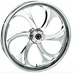 Rc Components Recoil Rear Wheel Chrome 18x5.5 W/o Abs 18550-9210-105c
