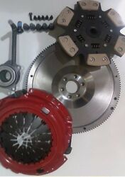 Audi Tt 1.8 T Quattro Roadster 225 Flywheel And 6 Paddle Hand039duty Clutch Csc