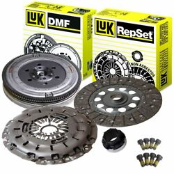 An Luk Dmf Bolts And A Clutch Kit For Bmw 3 Series F30 Berlina 318d