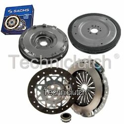 Nationwide 3 Part Clutch Kit And Sachs Dmf For Mini Clubman Estate Cooper S