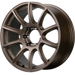 20x9 Bronze Gram Lights 57Trans-X Wheels 6x135 +9 Lifted Fits Ford Expedition