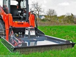 Bradco Skid Steer Brushcutter Ground Shark 72