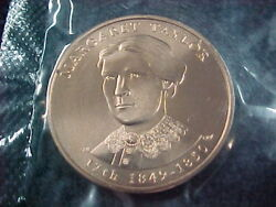 2009 First Spouse Bronze Medal 12th - Margaret Taylor 1 5/16 Us Mint