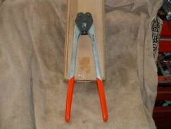 Poly Strap Sealer Tool Mip -400 Made By Universal Strapping Brooklyn Ny Usa