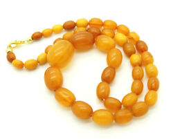 Amber Butterscotch Amber Ladies Necklace 1oz