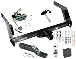 Trailer Tow Hitch For 89-95 Toyota Pickup Deluxe Package Wiring 2 Ball And Lock