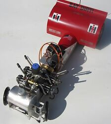 Sand Dragster Pulling Truck  320 Os Pegasus Custom Built 1/4 Scale Rtr