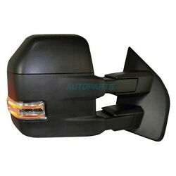 New Right Power Door Mirror Fits 2015-2017 Ford F-150 Fo1321517