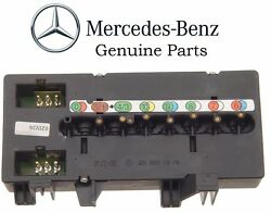 For Mercedes Benz 190D 190E Climate Control Vacuum Power Change Over Genuine