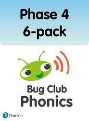 Bug Club Phonics Phase 4 6-pack 120 Books By Paul Shipton Book And Merchandise B