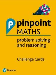 Pinpoint Maths Y1-6 Problem Solving And Reasoning Challenge Cards Pack By Belle