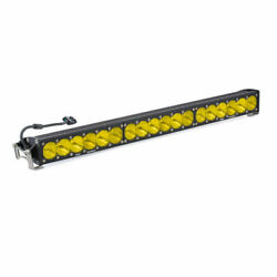 Baja Designs Onx6+ Led Light Bar Wide Driving Straight 30 Inch Amber