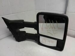 Passenger Side View Mirror Power Lamps Fits 11-12 FORD F250SD PICKUP 736515