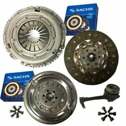 Sachs Clutch And Dual Mass Flywheel Csc Andbolts For Audi Tt Coupe 2.0 Tdi Quattro