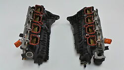 Audi A8 S8 4h 4.0 Tfsi Inlet Manifold Right And Left 079 133 110 Bf /