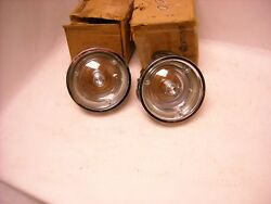 MOPAR NOS 1966 PLYMOUTH SATELLITE BELVEDERE FRONT TURN SIGNAL LAMP  LIGHTS