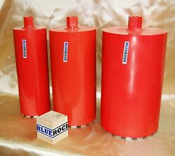 New- 7 - 12 Diamond Wet Coring Bit For Concrete Core Drill By Bluerock Andreg Tools