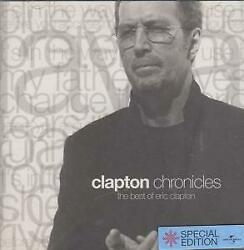Eric Clapton Clapton Chronicles Cd Germany Reprise 1999 15 Track 9362475642