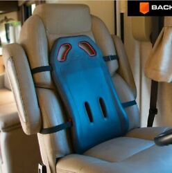 Backshield Back And Spine Support For Seat In Trailers Trucks Suvs And Cars Drives
