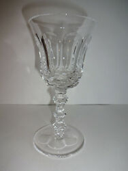 Waterford Royal Tara Wine Glass Crystal Claret Goblet Stemware Clear 6 1 2quot; $74.99