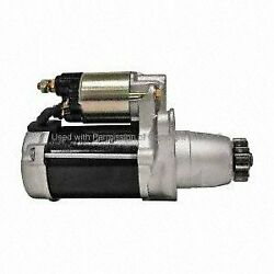 Mpa (motor Car Parts Of America) 19047 Remanufactured Starter