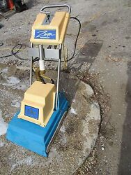 14 Inch Ceramic, Concrete Cleaner Under Carriage Jets High Pressure With Vacuum