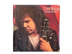 Gary Moore Poster After The War Thin Lizzy