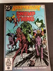 Dc Comics Swamp Thing 50 1st Appearance Justice League Dark