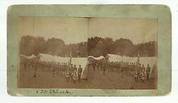 Iowa Rpsv 1882 2nd Brigade Company C First Regiment Soldiers National Guard Ing