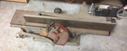 Jointer Planer W/ 36 Bed And 6 Cutting Head - Walker Turner Company