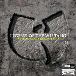 Wu-tang Clan - Legend Of The Wu-tang Wu-tang Clanand039s Greatest Hit New Lp