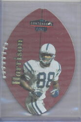 1998 Playoff Contenders Leather Gold Football Cards You Pick!