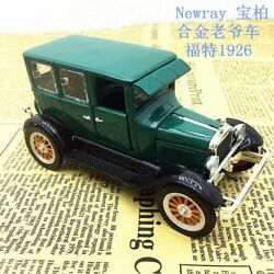 1926 Ford Fordor Classic Newray 132 Scale Diecast Metal Model Car Collection