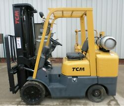TCM Model FCG30-2H (204) 6000 lbs Capacity Great  Cushion Tire Forklift!!!