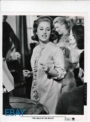 Lesley Gore Sexy The Girls On The Beach Vintage Photo