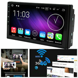 Android 6.0 Double 2Din Car Stereo Radio GPS Nav Wifi 3G4G DAB+ Mirror Link OBD