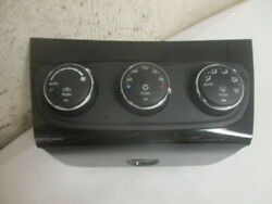 11 12 13 14 Chrysler 200 Automatic Climate A/C Heater Temperature Control OEM