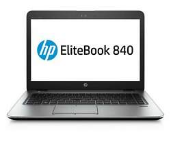 HP Eliebook 840 G3 | Intel Core i7-6600U  | 8 GB RAM | 256 GB SSD | Z2A60UT
