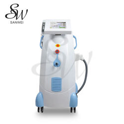 Sanwei  L04 Vertical IPL beauty machine for hair removal and skin rejuvenation