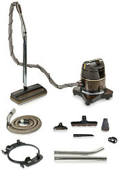Reconditioned Rainbow D4 Bagless Canister Vacuum Cleaner W New Gv Tools And Parts