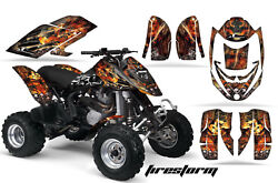 Atv Graphics Kit Decal Quad Wrap For Can-am Bombardier Ds650 Ds 650 Firestorm K