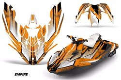 Jet Ski Graphics Kit Decal Wrap For Sea-doo Bombardier Spark 2 Up 14-18 Empire O