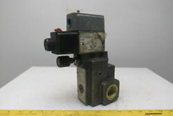 Vickers B-08-3m-j-1045-f Double A 3000 Psi Hydraulic Selector Valve Assembly