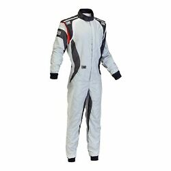 Omp One Evo Fia Approved Motorsport Competition Race Suit