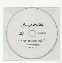 IW735 Rough Fields The Harbour Wall DJ CD
