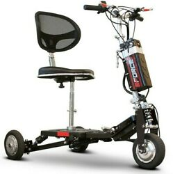 E-wheels EW-07 Airplane approved light weight Folding Electric Mobility Scooter