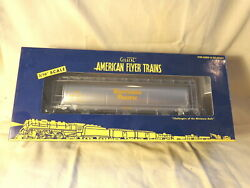 American Flyer 6-48643 Southern Pacific Cylindrical 3bay Hopper / Boxed /s Gauge