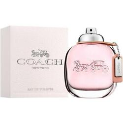 COACH NEW YORK by Coach for women EDT 3.0 oz New in Box $32.33