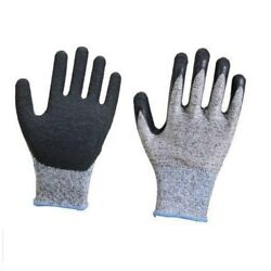 New Mens Rubber Hand Knitting Safety Gloves Combo Available Shipping Worldwide